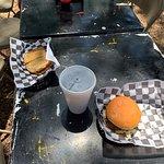Bacon Cheeseburger and Patty Melt