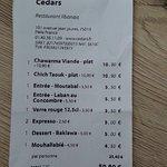 ภาพถ่ายของ Cedars