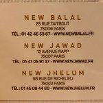 Photo de New Jawad Longchamp