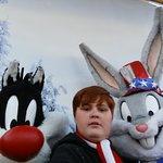 Selfie Of Me, Sylvester, & Bugs Bunny