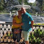 حديقة فورسيث صورة فوتوغرافية
