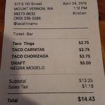 Catrina Tacos & Tequila – valokuva