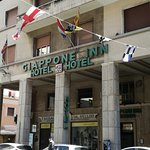Giappone Inn Parking Hotel Picture