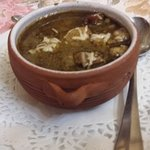 La soupe aux oignons