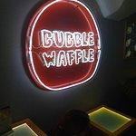 ภาพถ่ายของ Bubble Waffle