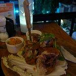 Foto de The Verandah Restaurant