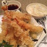 Shrimp Tempura + Rice