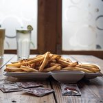 No fries is better than french fries - Parathzzaa Restaurant