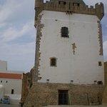 Torre El Kamra en la Medina de Asilah