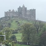 On the rock of Cashel; One the Most amazing sites we saw on tour.