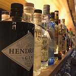 We stock a large ranges of Spirits and Wine.