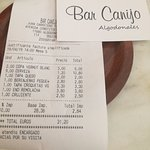 Bilde fra Bar Canijo