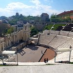 Plovdiv Roman Theatre – fotografija