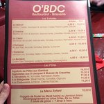 Restaurant O'Bdc Photo