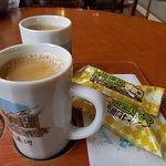 カップ付コーヒー1