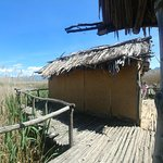 Prehistoric Lake Settlement ภาพถ่าย