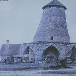 Den gamla kvarnen i Adavere före renoveringsarbetena.