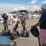 "Get your Segway #Selfie on w/the ""best way to see the city"" 📷 #Boston #Segway #Tours! www.bostonsegwaytours.net"
