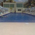 Pool nearest reception