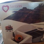 Keep the Chillbox for your Santorini memories :-)