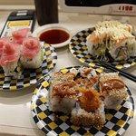 ภาพถ่ายของ Genki Sushi, Shibuya