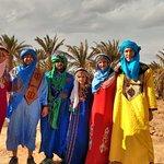 tipo berebere en nuestro viaje al sahara