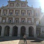 Frente del Palacio