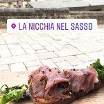 Zdjęcie La nicchia nel Sasso