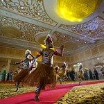 Pesta pernikahan dengan nilai kultural di Diamond Ballroom