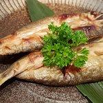 Ayu Air Dried Fish from Nagoya
