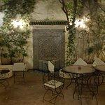 Zdjęcie Restaurant Jardin Chrifa