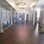 Synagogue in Lenava, exhibitions