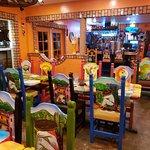 La Casita Main Dining Area