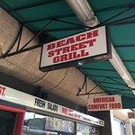 Foto de Beach Street Grill Organic Restaurant