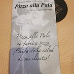 Foto de Pizza alla Pala