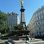 Statyn Liebenberg-Denkmal i Wien