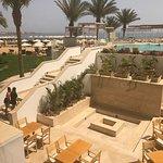 Pool beach sports bar