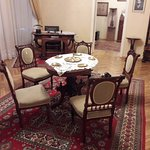 Room where Narimanov received guests