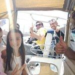 Tiago tuk tuk & tours anywhere 😉 To ride just contact Tuk Tukando. Thank you for your preference.