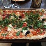 Pizza rustica 'primavera'