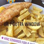 ภาพถ่ายของ King Edwards Fish & Chips