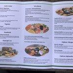 Cafe Karlsson - menukort