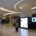 Inside Popcorn Shopping mall 1
