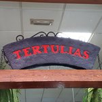 Bilde fra La Tertulia