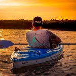 Sunset Paddle through our local Salt Marsh! Join Us on one our Sunset tours.