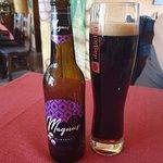 Regionalne piwo Magnus śliwkowy z browaru Jagiełło