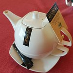 Sposób podania herbaty