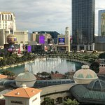 Window View - Caesars Palace Photo