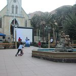 Plaza Pisco Elqui  4