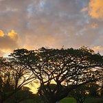 Sunrise at Princeville Maki Course.